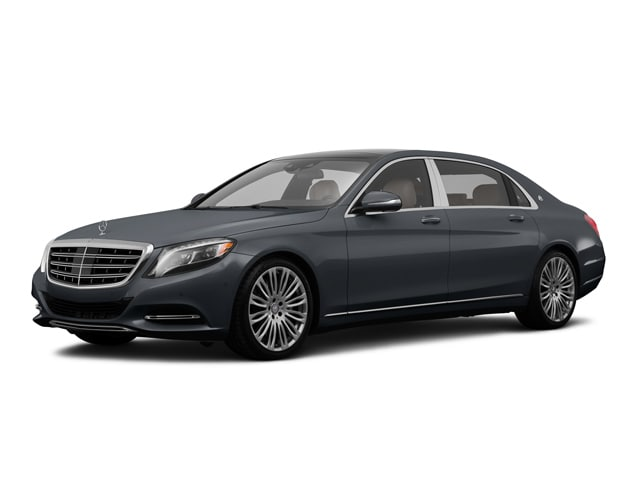 2017 Mercedes-Benz Maybach S 550 Sedan